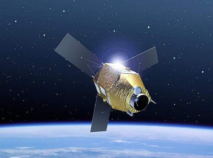 UAE Air Force adopts Thales Alenia Space high-resolution optical payload for Falcon Eye