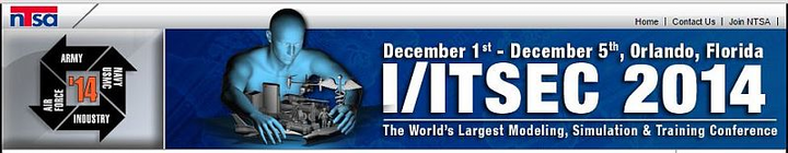 Simulation and training technologies take center stage at I/ITSEC this week