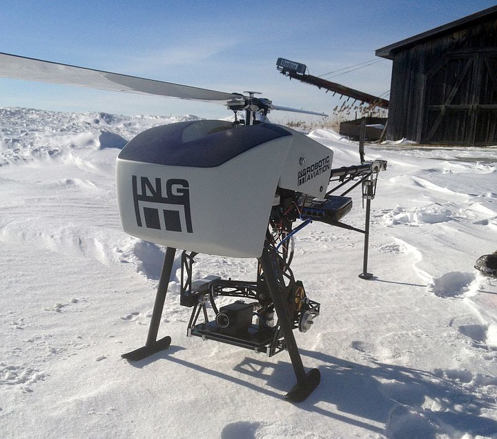 Alaska Center for Unmanned Aircraft Systems Integration selects VTOL UAS from ING Robotic Aviation