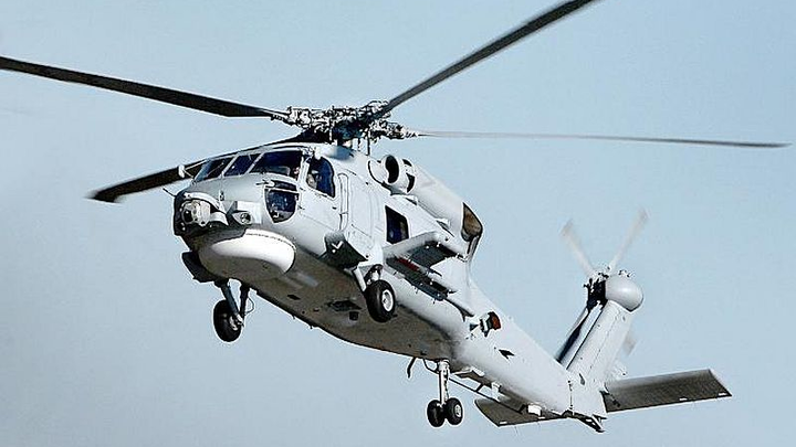 Indian Navy fills multi-role helicopter requirement with Sikorsky S-70B Seahawk aircraft