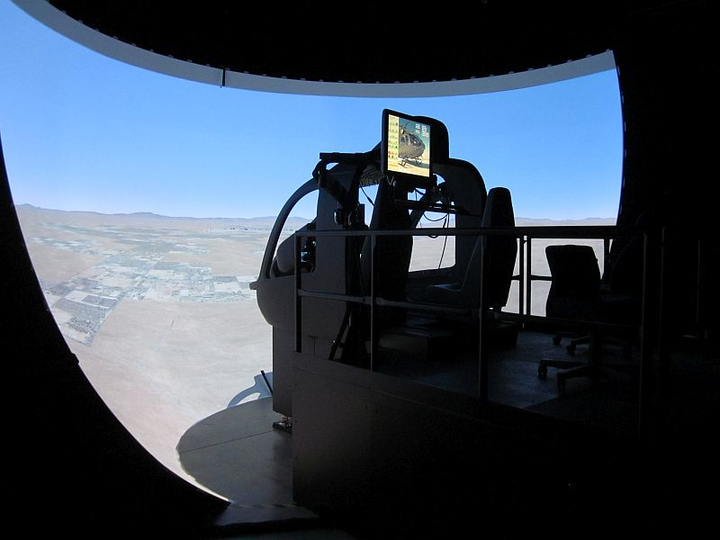 CAE delivers first U.S. Army UH-72A flight simulator to Ft. Rucker