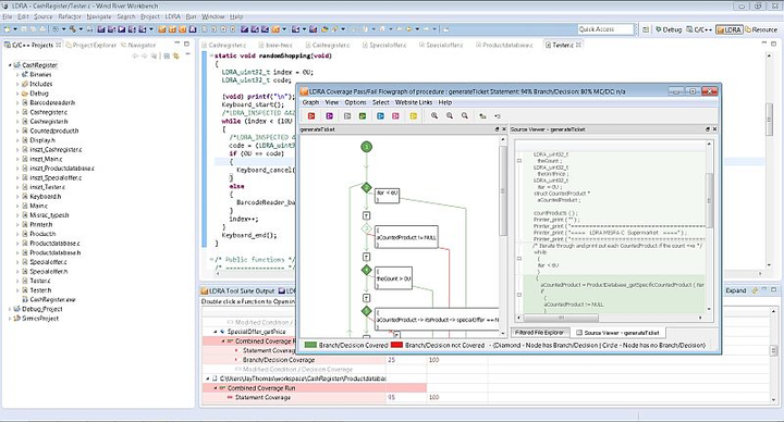 WIRRAL, U.K., 11 Dec. 2014. LDRA has integrated the LDRA tool suite with the next-generation Wind River VxWorks 7 real-time operating system (RTOS) to achieve compliance with industry safety- and security-critical standards.