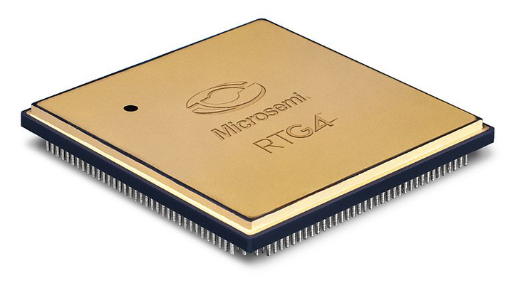 Microsemi expands space portfolio with RTG4 radiation-tolerant FPGAs for high-speed signal processing