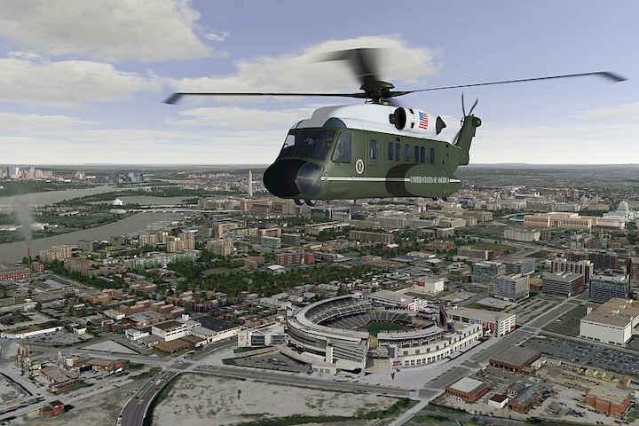 Rockwell Collins launches high-fidelity image generator for simulation and training