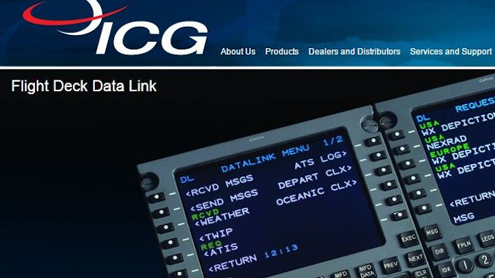 Rockwell Collins acquires ICG, adds satellite-based communication products