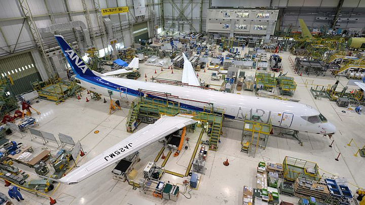 Mitsubishi Aircraft opens Seattle Engineering Center to accelerate MRJ conformity, provide flight test support