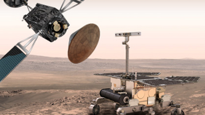 Thales Alenia Space completes integration and testing, ships ExoMars spacecraft to Kazakhstan for launch phase