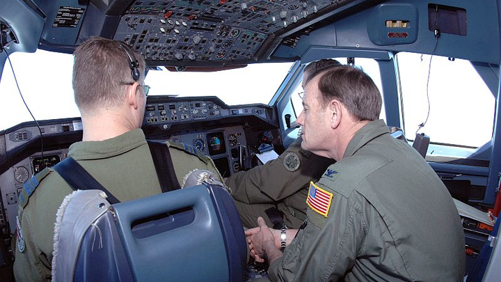 General Dynamics wins $80 million U.S. Air Force communications contract