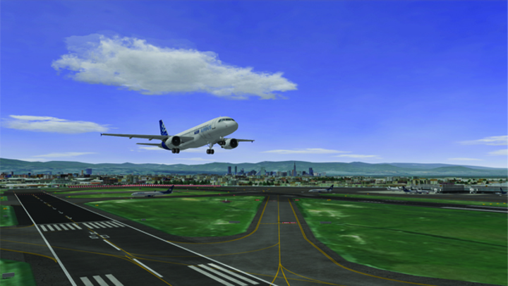 Lockheed Martin engineers adopt Rockwell Collins integrated visual systems for Airbus A320 flight simulators