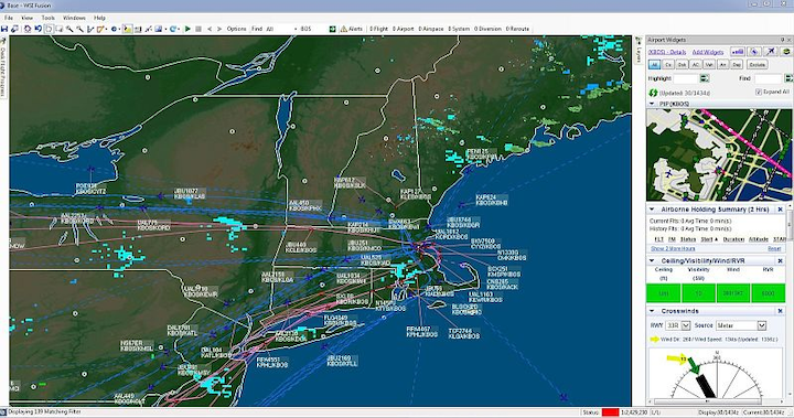 WSI offers predictive airport analytics, ATM, and convective weather enhancements for improved safety and performance