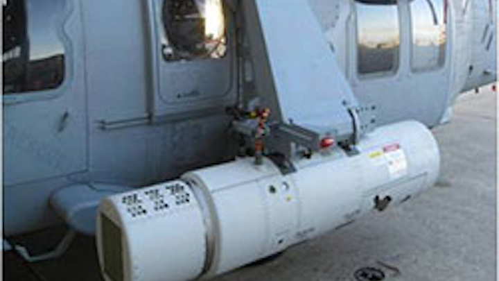 Northrop Grumman to produce U.S. Navy Airborne Laser Mine Detection Systems