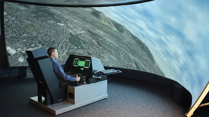 Zen Technologies and Rockwell Collins debut rotary-wing simulator, enter military flight simulation market