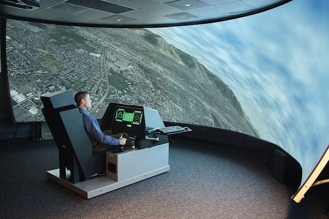 Zen Technologies and Rockwell Collins debut rotary-wing