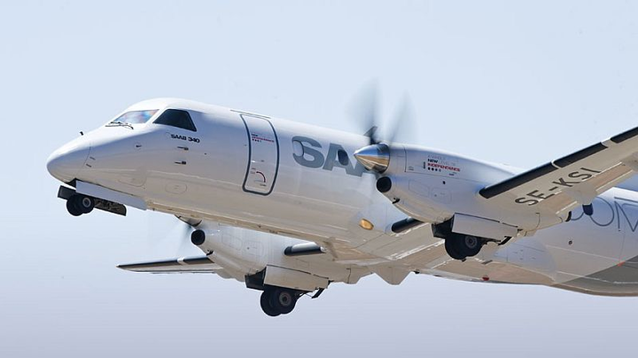 Heroux-Devtek and C&L partner to enhance in-service support for Saab 340 aircraft operators