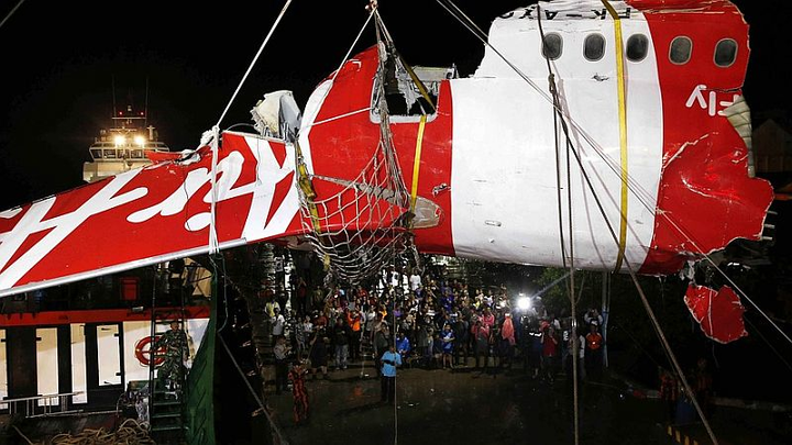 AirAsia flight climbed too fast, Airbus jet stalled before fatal crash