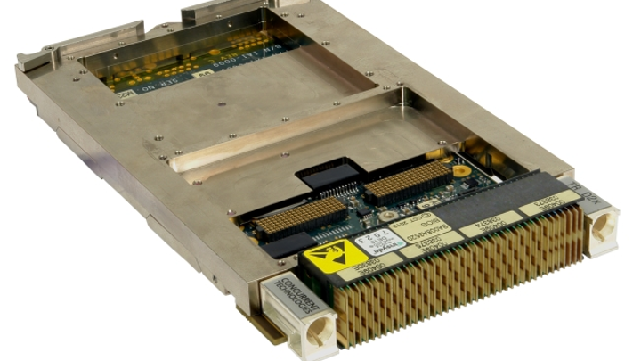 Concurrent ships rugged, conduction-cooled VPX boards based on Intel E3800 Atom processor