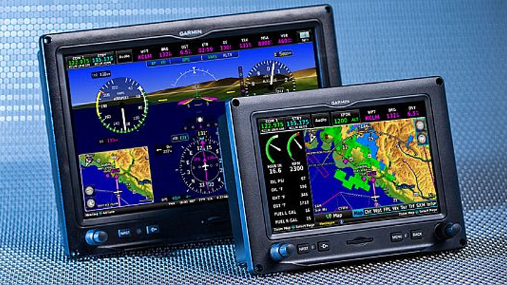 Garmin ships G3X Touch displays, connectivity equipment