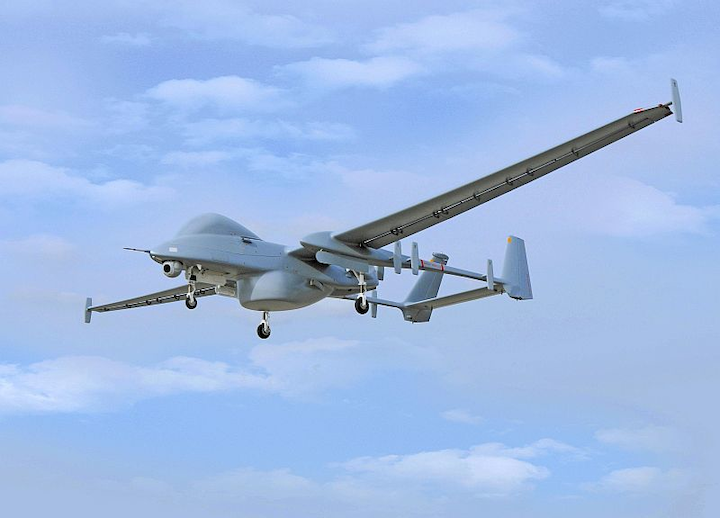 Republic of Korea selects IAI Heron unmanned aircraft for Army project