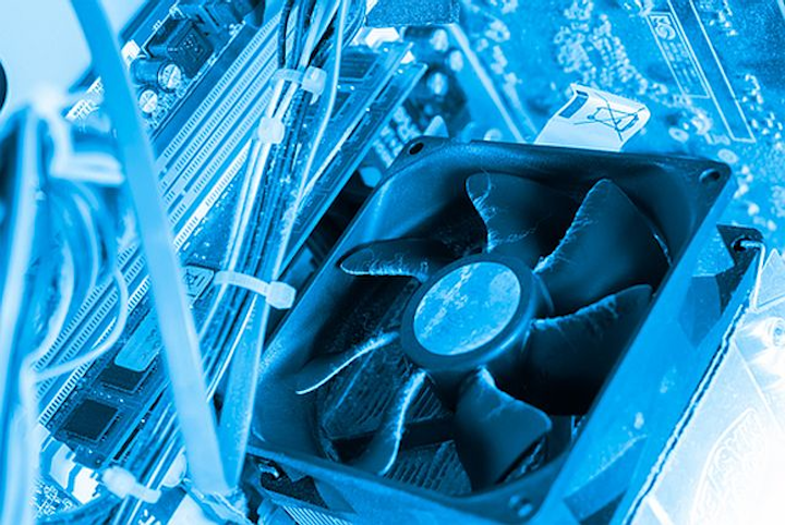 Aerospace engineers need to look at liquid cooling, Curtiss-Wright technical fellow advises