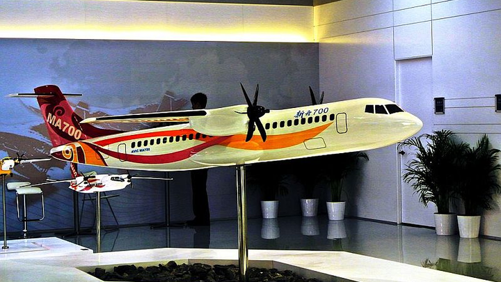 AVIC Aircraft selects Parker Aerospace Flight Controls, Hydraulic System on MA700 twin turboprop