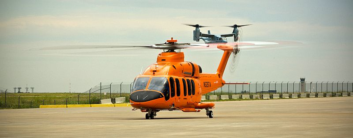 Bell 525 Relentless first flight powered by Astronics advanced electronics