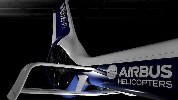 Airbus Helicopters brings four rotorcraft models to Paris