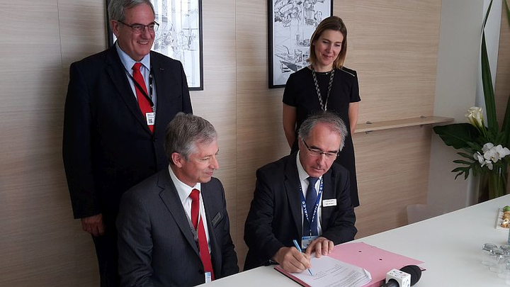 Thales and Defense Conseil International partner to advance electronic warfare training