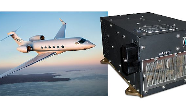 Gulfstream selects Crane Aerospace & Electronics TRUs for G500 and G600 bizjets