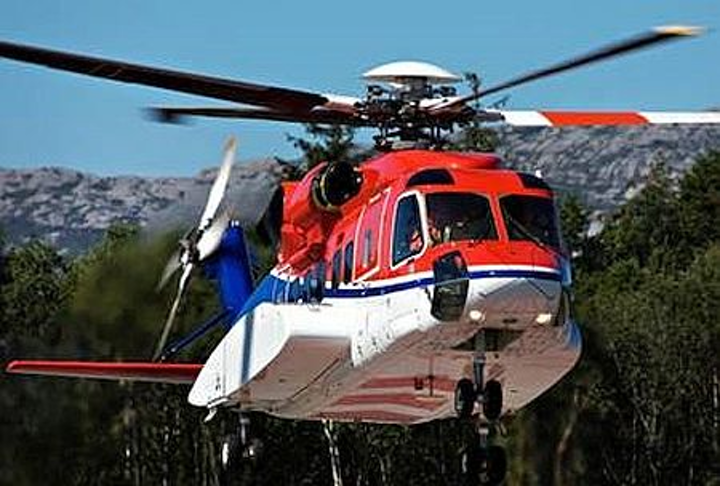 CHC S-92 helicopter taps Universal Avionics FMS to complete first EGNOS LPV rotorcraft approach