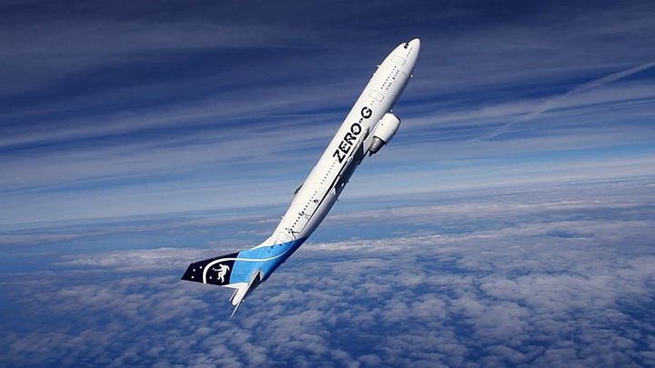 Airbus A310 ZERO-G aircraft to log weightless flight from Switzerland airport