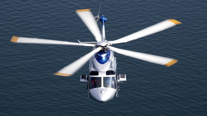 AgustaWestland debuts 7 Tonne AW139 with payload and range increase, reduced weight