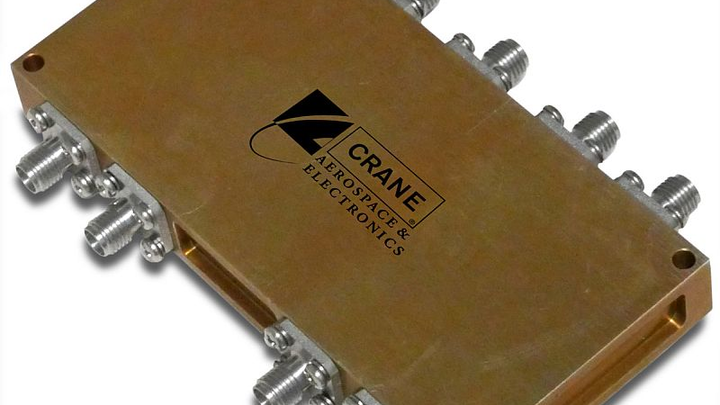 Crane Aerospace & Electronics Microwave Solutions targets space with new Ku-Band Iso-Divider