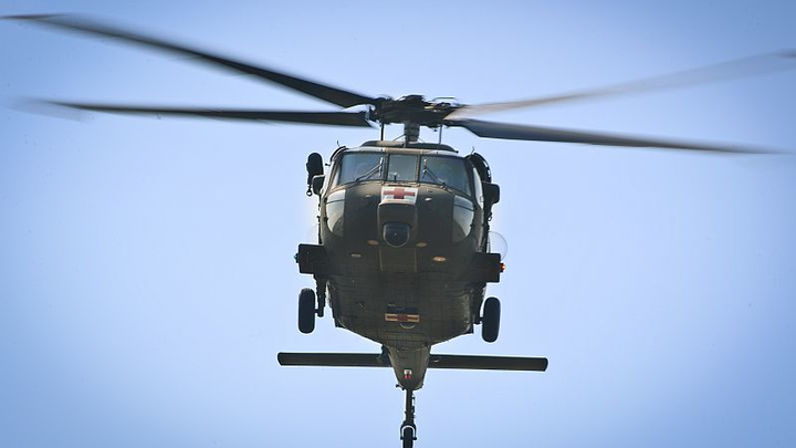 11 presumed dead after Black Hawk helicopter crashes during military training exercises