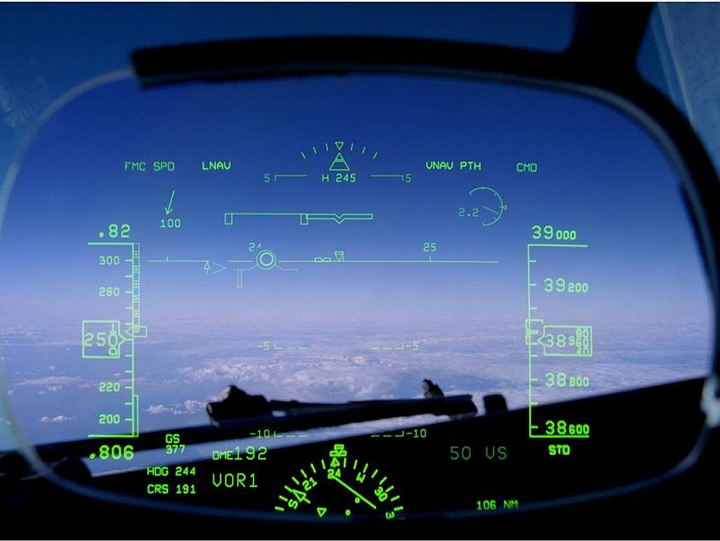 Hainan Airlines orders Rockwell Collins head-up guidance systems
