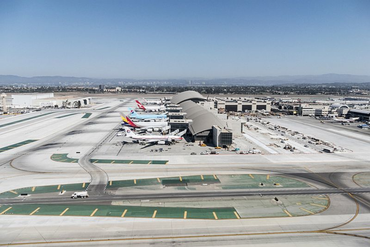Exelis to provide airfield monitoring solutions to Los Angeles International Airport