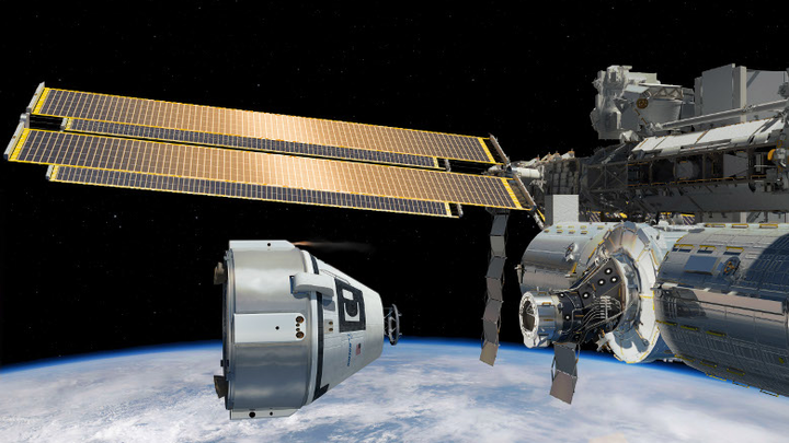 NASA selects Boeing for first commercial human spaceflight contract