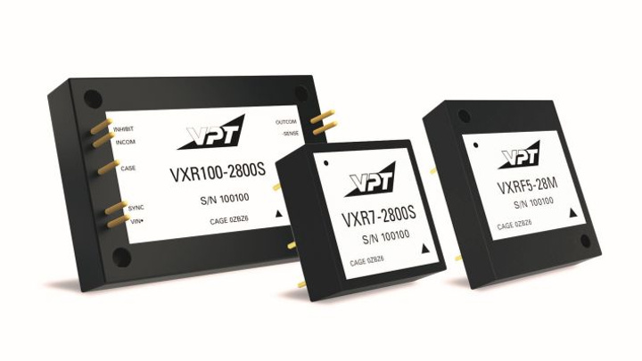 VPT unveils VXR Series for operation in harsh environments