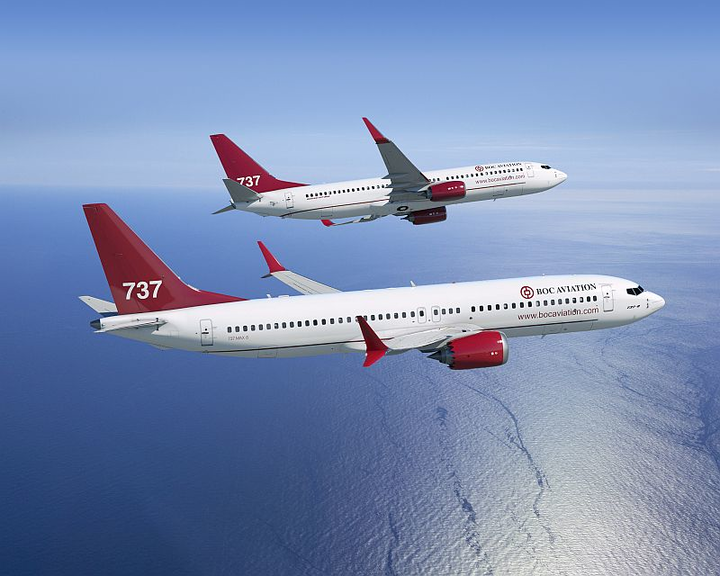BOC Aviation orders 22 Boeing 737 commercial jets to fulfill customer demand, increase fuel savings