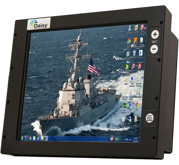 U.S. Coast Guard outfits Lockheed C-130H with Daisy Data Displays night-vision technology