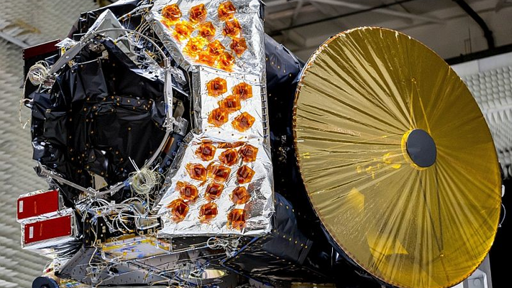 Thales Alenia Space completes ExoMars spacecraft integration and testing built