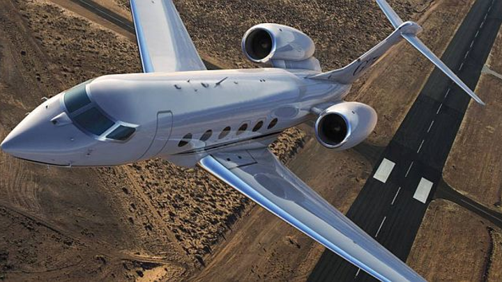 Gulfstream debuts all-new G500 bizjet aircraft at NBAA following first cross-country flight