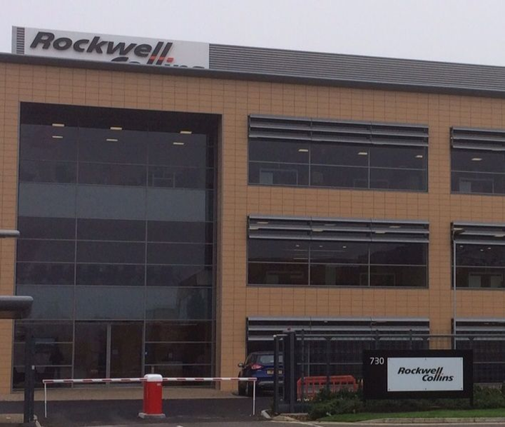 Rockwell Collins opens new center of excellence in England focused on engineering, program management