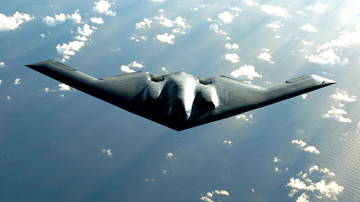 Air Force contracts Northrop Grumman to engineer, develop manufacturing for open-architecture Long Range Strike Bomber military aircraft
