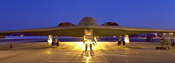 The LRS-B and its impact on aircraft, engine, and parts manufacturing