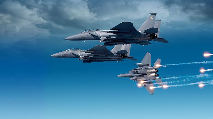 Boeing taps BAE Systems to help upgrade EW on U.S. Air Force F-15 fleet