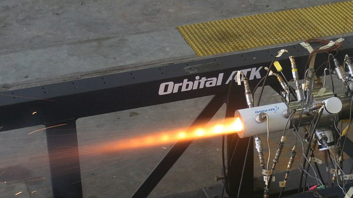 Orbital ATK opens Ramjet clean air test facility for supersonic flight simulations