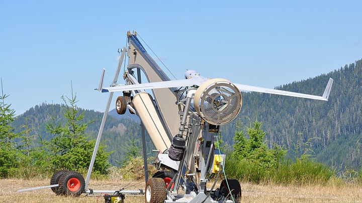 Insitu unmanned aircraft demonstrate UAS benefits in fire monitoring, firefighting
