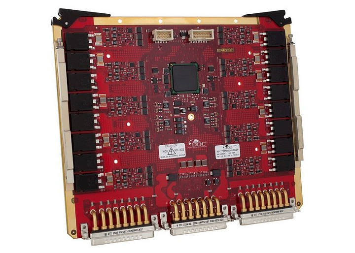 DDC debuts AC solid-state power controller for manned, unmanned aircraft