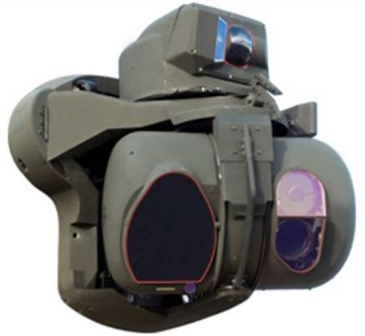 Lockheed Martin to sustain pilot night-vision sensor system on Army Apache attack helicopters