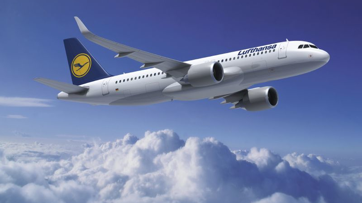 First Airbus A320neo enters service with Lufthansa